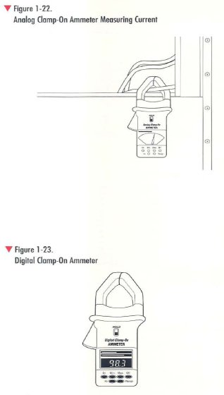 pic1 10 AC Clamp On Ammeter