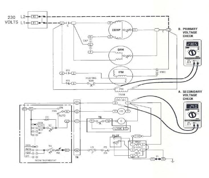 pic1 92 CONTROL TRANSFORMER MEASUREMENT PROCEDURE