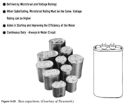 AJ compressors capacitors AJ compressors