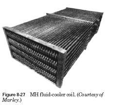 MH fluid cooler coil Fluid Cooler