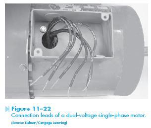 dual voltage winding 4 Dual Voltage Motor