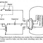HVAC Motor-start relays
