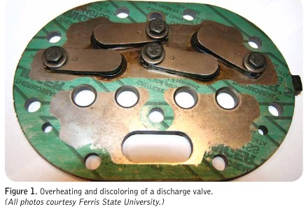 1 4 Bad Compressor Valves